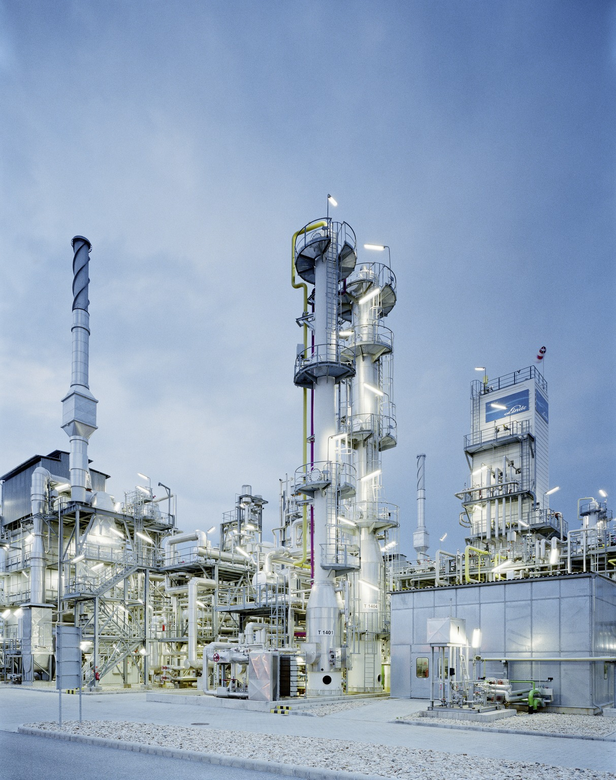 380 Million Contract For Linde In Saudi Aramco Dow Sadara