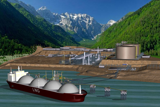 KITIMAT LNG to pioneer Canadian LNG Export to Asia