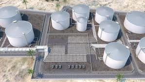 Fujairah targets 13 3 m cubic meters oil storage in 2015