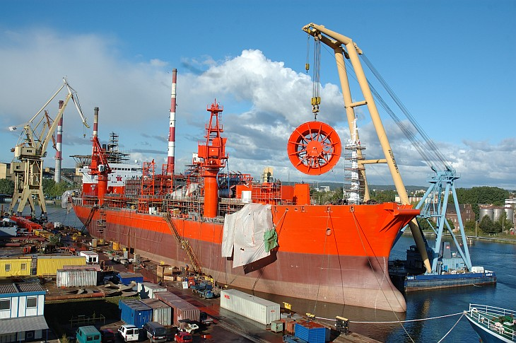 Converted FPSO