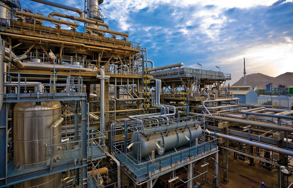 Oman $1 5 billion Sohar Refinery expansion at EPC stage