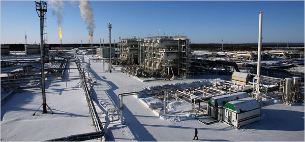 schlumberger and tnk bp team up in russia tight oil pilot project the