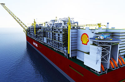 Shell, Technip and Samsung to extend Floating LNG cooperation