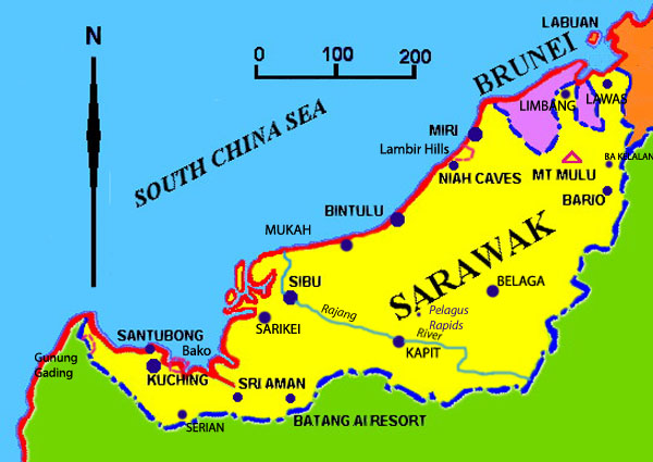 Petronas to decide soon on Bintulu ninth LNG train