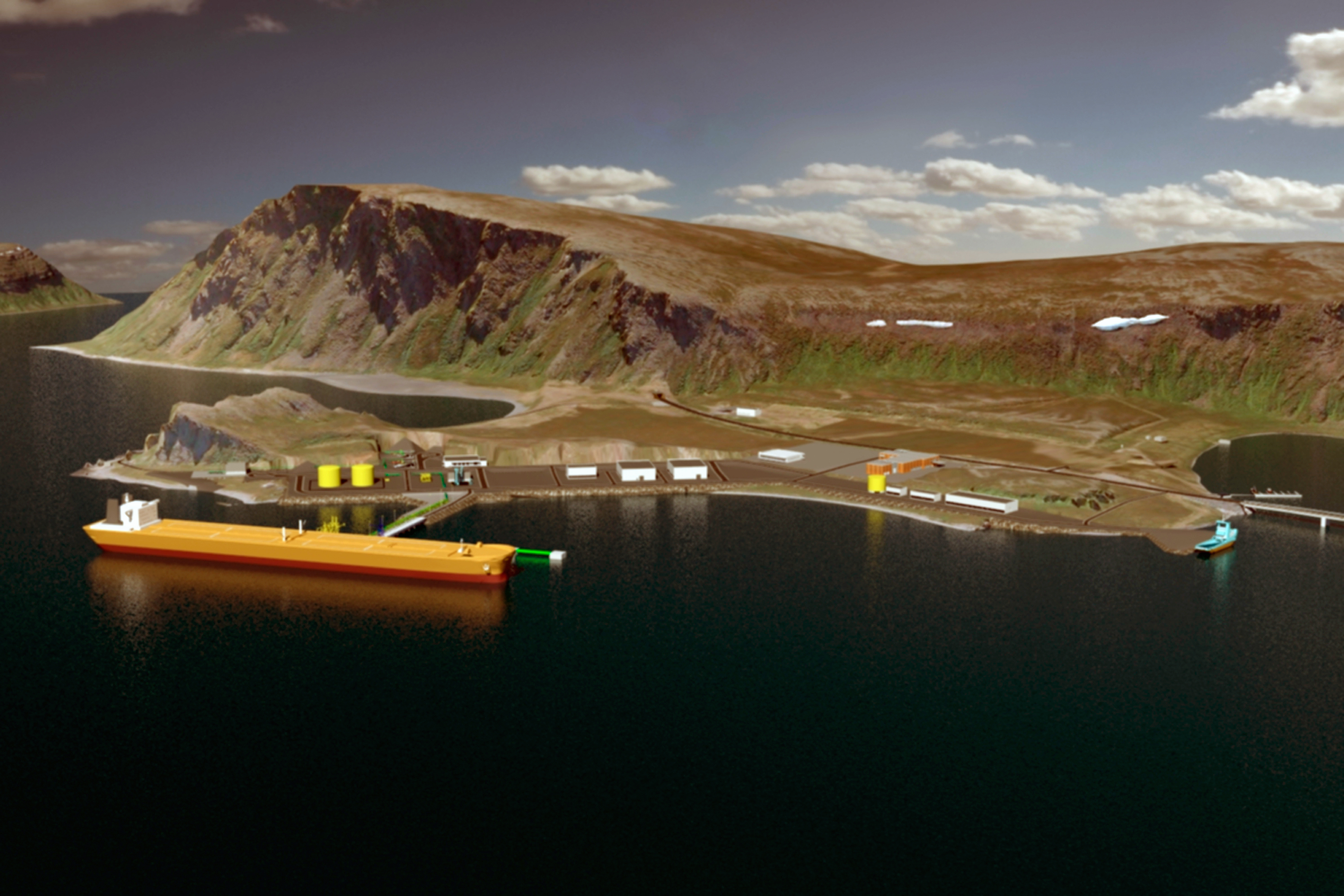 Statoil_Skrugard_Onshore_Oil_Terminal_Veidnes
