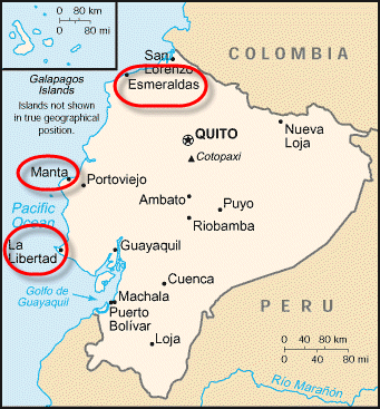 Ecuador_Refineries_Map