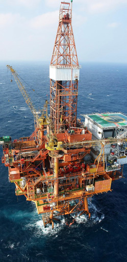 Shell_Petronas_Bardegg-2_offshore_project