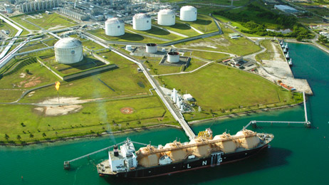 Bontang_LNG_East-Kalimantan_Indonesia