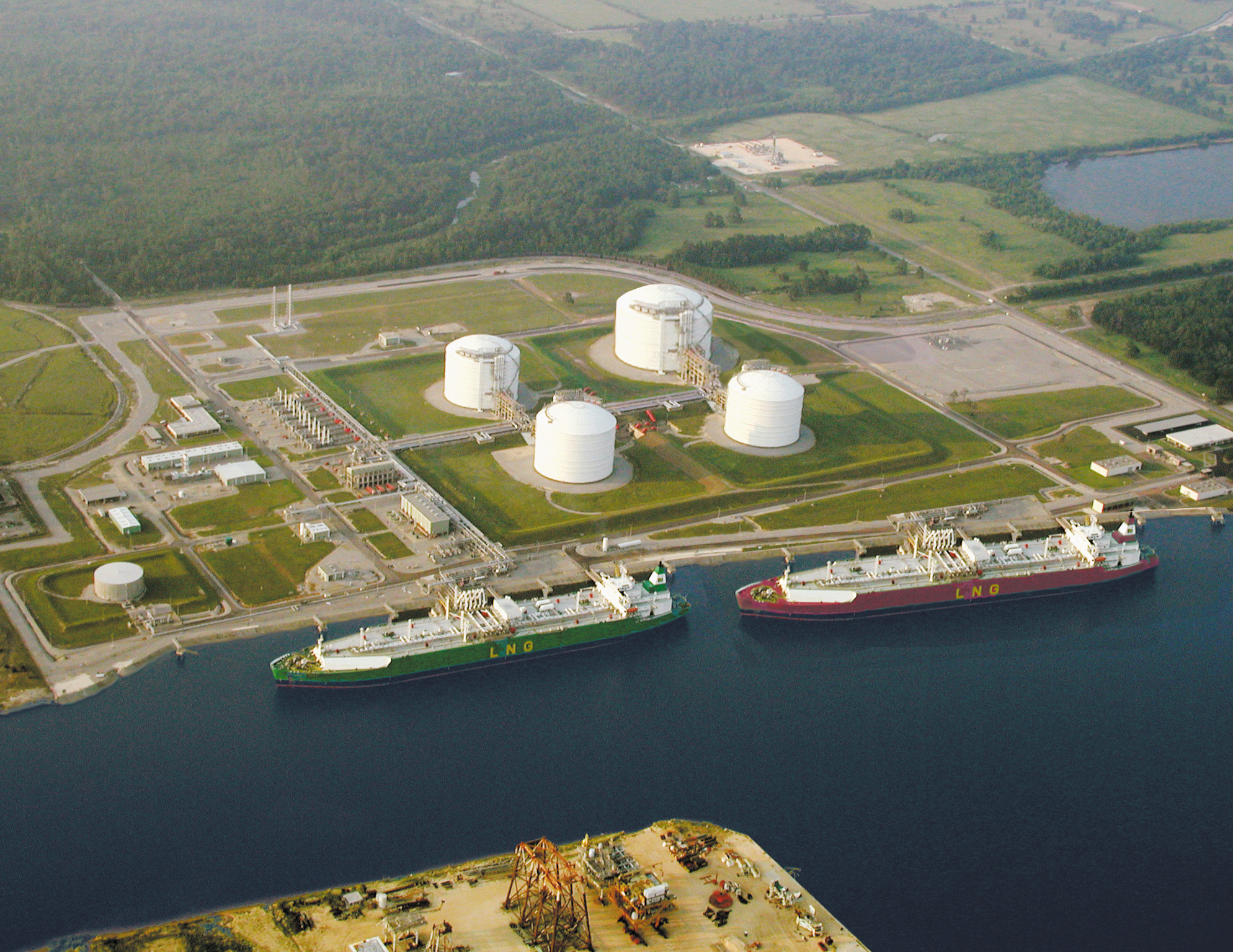 BG_Trunkline_Lake-Charles_LNG_project