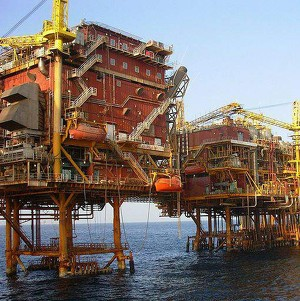 ONGC_Bassein_Central_Processing_Platform