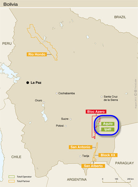Total_Tecna_Bolivia_Incahuasi_Gas_Field_Development_Project