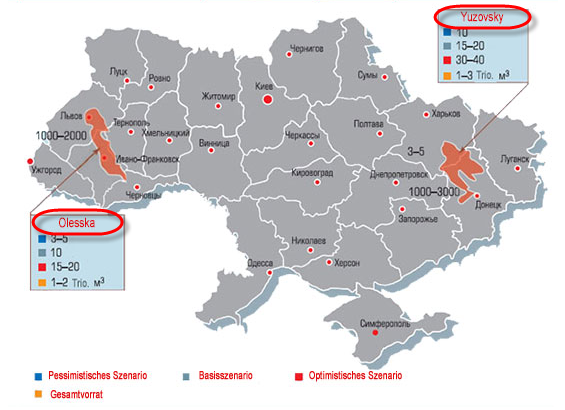 Chevron_Shell_Eni_Ukraine_Shale-gas_Map