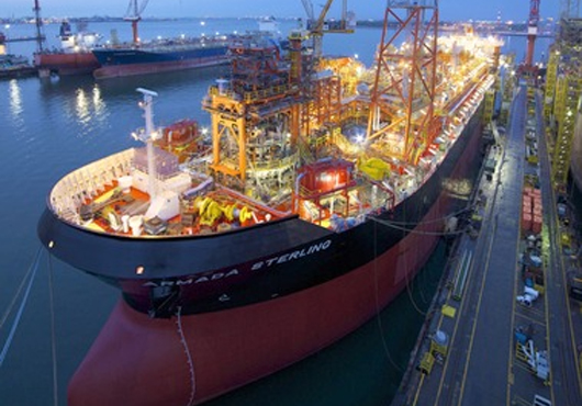 EnQuest to award Kraken FPSO to Bumi Armada