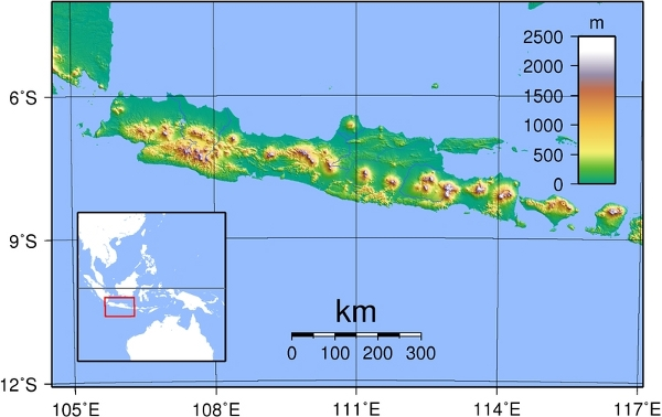 PTTGC_Pertamina_Java_Petrochemical_Complex_Map