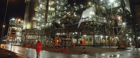 Statoil_Mongstad_Refinery_Upgrade_Foster