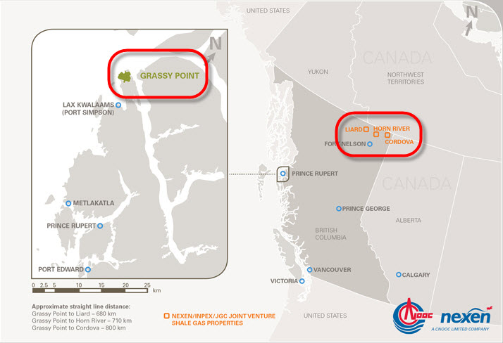 Nexen-CNOOC_Aurora-LNG_Grassy-Point_British-Columbia_Canada_Map