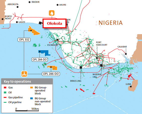Nigeria_Dangote_EIL_Olokola_Refinery_Project_Map