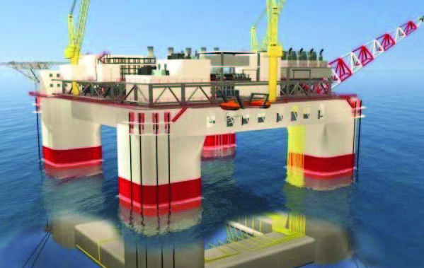 Chevron_Buckskin-Moccasin_WorleyParsons_Semi-submersible_Platform_Project