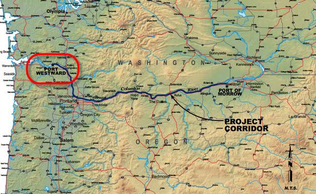 BP_China-Academy-of-Sciences_Northwest-Innovation-Works_Methanol_Westward_Oregon