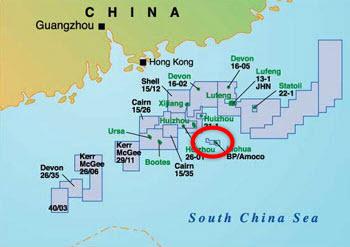 CNOOC_Liuhua_11-1_TLP_FEED_Map