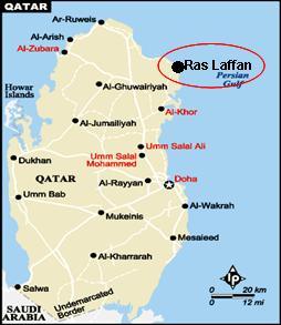 QP-QAPCO_Al-Sejeel_Ras-Laffan-Industrial-City_Map
