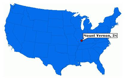 Midwest-Fertilizer_Jacobs-KBR_Mt-Vernon_Indiana_Project_Map