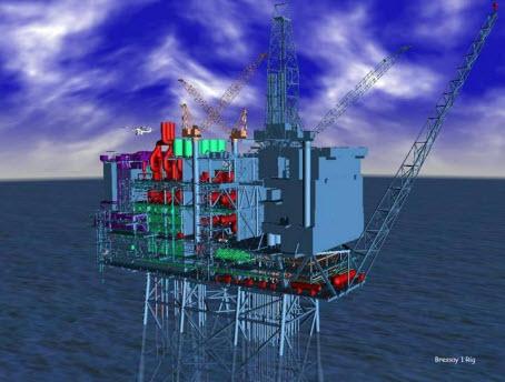 Statoil_Bressay_Platform_Previous_Concept