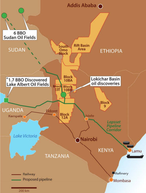 Tullow_Africa-Oil_South-Lokichar_Pipeline_Project_Map