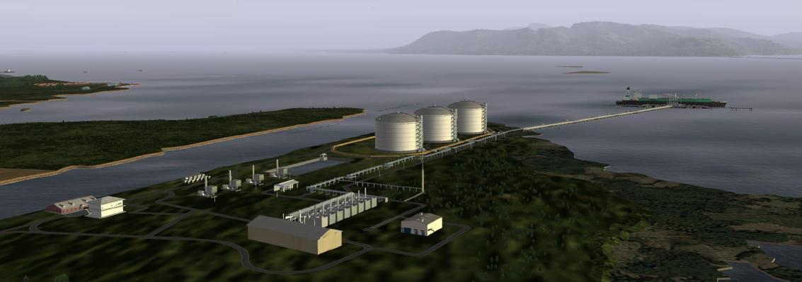 Leucadia_Oregon-LNG_Terminal_CH-IV_FEED