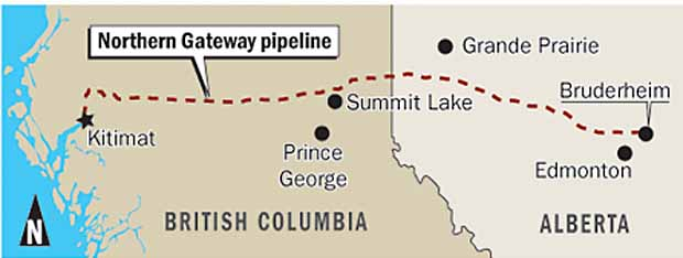 Pipeline Map copy