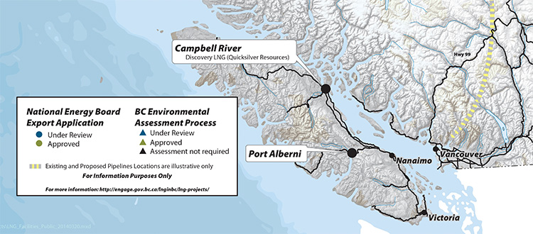 Quicksilver_Discovery-LNG_Campbell-Channel_British-Columbia_Project_Map
