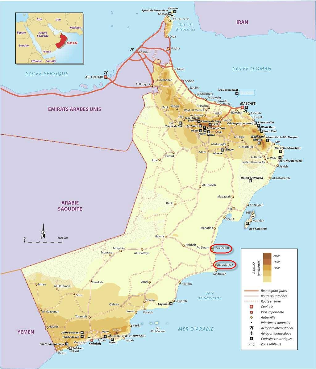 Oman-Oil_Duqm_Refinery_and_Petrochemical_Map