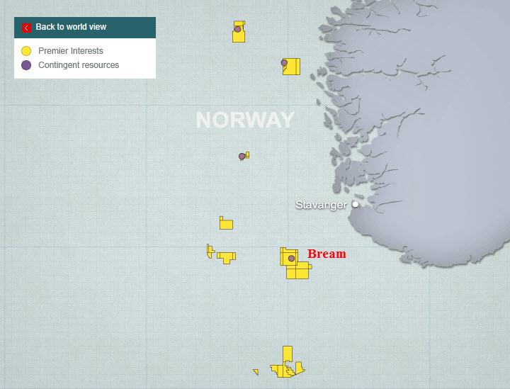 Premier-Oil_KUFPEC_Tullow_Bream_FPSO_Map