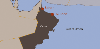 Oman-Oil_Takamul_PTA-PET_Sohar_Project_map