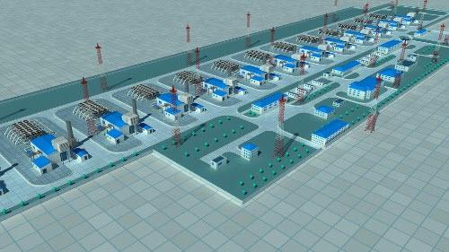 Gazprom_Turkey_Stream_Project_Russkaya_Compression_Station