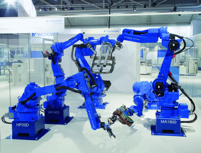 Challenging The 'Manufacturing Labor Shortage Vs. Automation' Myth