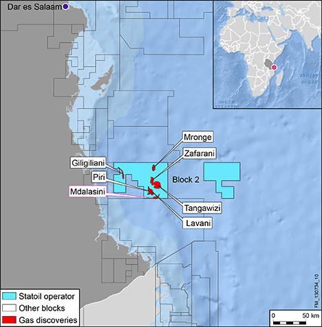 Statoil_Tanzania_Block-2_Map